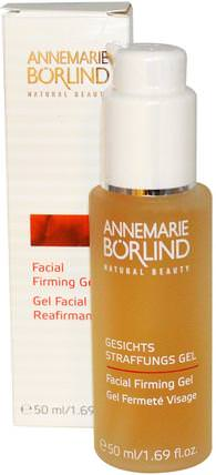 Facial Firming Gel, 1.69 fl oz (50 ml) by AnneMarie Borlind, 健康,皮膚精華,美容,面部護理,皮膚類型抗衰老皮膚 HK 香港