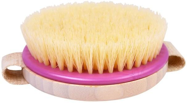 洗澡,美容,沐浴配件,沐浴海綿和刷子 - EcoTools, Dry Brush, 1 Brush