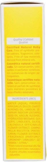 沐浴,美容,潤膚露,面部護理,曬傷防曬,金盞花 - Weleda, Baby Body Cream, Calendula, 2.5 fl oz (75 ml)