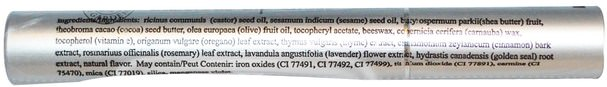沐浴,美容,化妝,唇部護理,唇彩 - Honeybee Gardens, Luscious Lip Gloss, Viper, 0.20 fl oz (6 ml)
