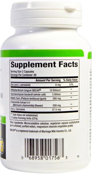 洗澡,美容,口腔牙齒護理,乳香樹膠,健康 - Natural Factors, Gastro-Assist, 60 Veggie Caps