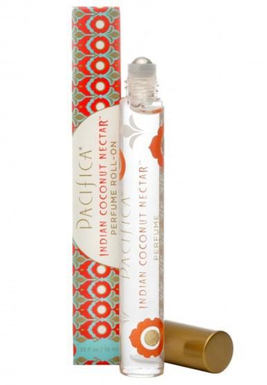 沐浴,美容,香水,香水噴霧 - Pacifica, Perfume Roll-On, Indian Coconut Nectar.33 fl oz (10 ml)
