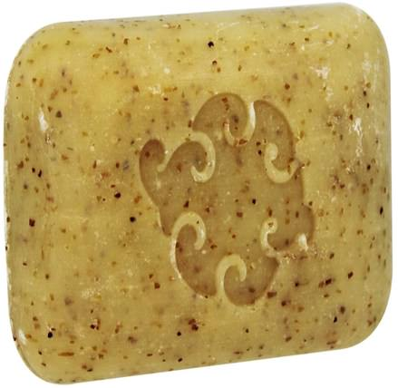 Bar Soap, Loofa Spice, 5 oz (141 g) by Baudelaire Soaps, 洗澡,美容,肥皂 HK 香港