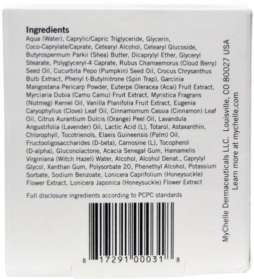 美容,面部護理,皮膚 - MyChelle Dermaceuticals, Pumpkin Renew Cream, Moisturizers, Normal, 1.2 fl oz (35 ml)