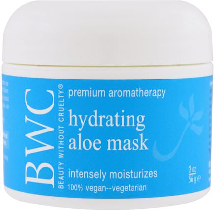 Hydrating Facial Mask, 2 oz (56 g) by Beauty Without Cruelty, 美容,面部護理,皮膚,面膜 HK 香港