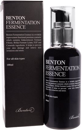 Fermentation Essence, 100 ml by Benton, 洗澡,美女 HK 香港
