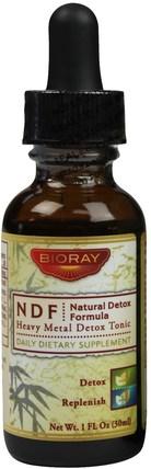 1 fl oz (30 ml) by Bioray NDF (Natural-Organic-Detox), 健康,排毒 HK 香港