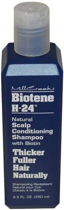 Biotene H-24, Natural Scalp Conditioning Shampoo, 8.5 fl oz (250 ml) by Biotene H-24, 洗澡,美容,頭髮,頭皮,洗髮水,護髮素 HK 香港