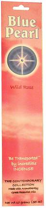 The Contemporary Collection, Wild Rose Incense.35 oz (10 g) by Blue Pearl, 洗澡,美容,香薰精油,香 HK 香港