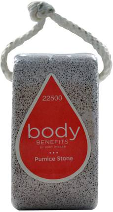 By Body Image, Pumice Stone, 1 Stone by Body Benefits, 洗澡,美女 HK 香港