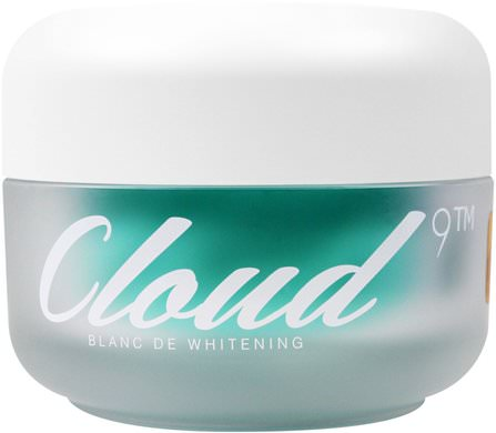 Cloud 9 Complex, Whitening Cream, 1.76 oz (50 ml) by Claires, 洗澡,美容,面部護理,面霜,乳液 HK 香港