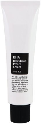 BHA Blackhead Power Cream, 1.69 fl oz (50 ml) by Cosrx, 美容,面部護理 HK 香港