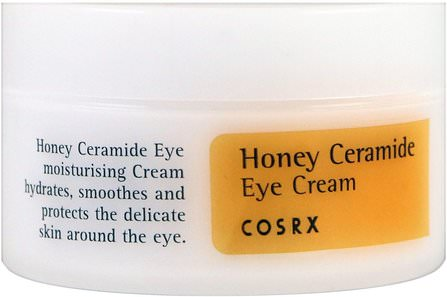 Honey Ceramide Eye Cream, 30 ml by Cosrx, 美容,面部護理 HK 香港