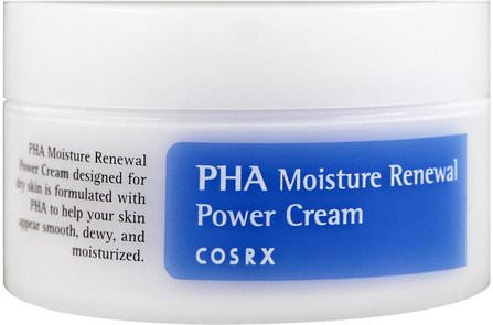 PHA Moisture Renewal Power Cream, 1.69 fl oz (50 ml) by Cosrx, 美容,面部護理 HK 香港