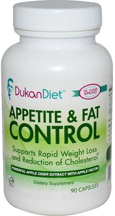 Appetite & Fat Control, 90 Capsules by Dukan Diet, 健康,飲食 HK 香港