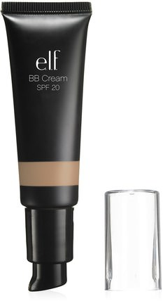 Studio, BB Cream, Broad Spectrum, SPF 20 Sunscreen, Beige.96 fl oz (28.5 ml) by E.L.F. Cosmetics, 美容,面部護理,spf面部護理,沐浴,化妝,液體化妝 HK 香港