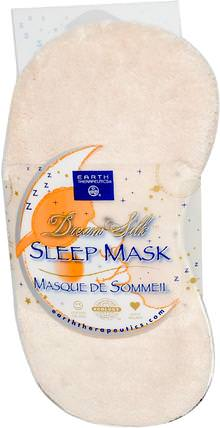 Dream Silk, Sleep Mask, 1 Mask by Earth Therapeutics, 洗澡,美容,沐浴配件 HK 香港