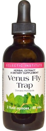 Venus Fly Trap, 2 fl oz (60 ml) by Eclectic Institute, 草藥,金星飛陷阱 HK 香港
