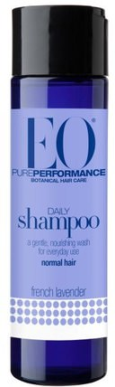Daily Shampoo, French Lavender, 8.4 fl oz (250 ml) by EO Products, 洗澡,美容,洗髮水,頭髮,頭皮,護髮素 HK 香港