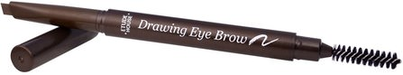 Drawing Eye Brow, Dark Brown #01, 1 Pencil by Etude House, 洗澡,美容,化妝,眉筆 HK 香港