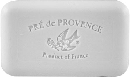 Pre de Provence, Bar Soap, Sea Salt, 5.2 oz (150 g) by European Soaps, 洗澡,美女 HK 香港