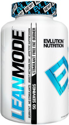 Lean Mode, Stimulant Free, 150 Capsules by EVLution Nutrition, 減肥,飲食,脂肪燃燒器 HK 香港