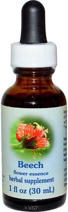Flower Essence Services, Beech, Flower Essence, 1 fl oz (30 ml) 健康