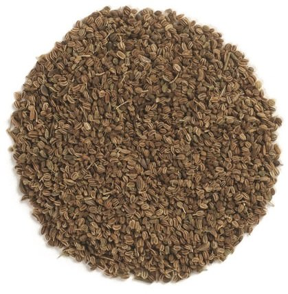 Whole Celery Seed, 16 oz (453 g) by Frontier Natural Products, 食品,香料和調味料,芹菜香料,堅果種子穀物 HK 香港
