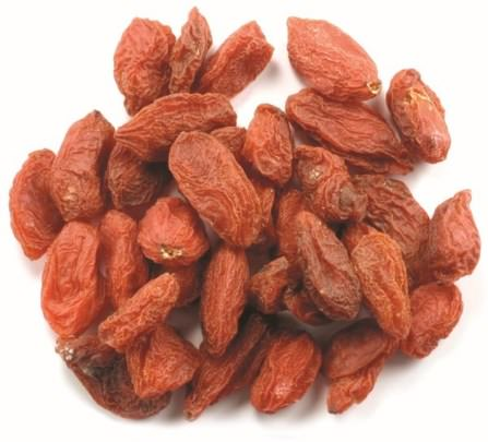 Whole Goji (Lycii) Berries, 16 oz (453 g) by Frontier Natural Products, 補品,adaptogen,乾果 HK 香港