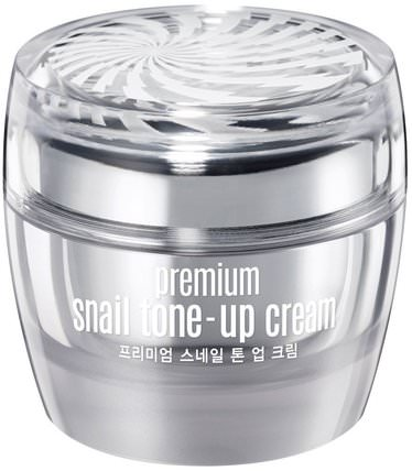 Premium Snail Tone-Up Cream, 1.69 fl oz (50 ml) by Goodal, 美容,面部護理,面霜,乳液,健康,皮膚護理 HK 香港