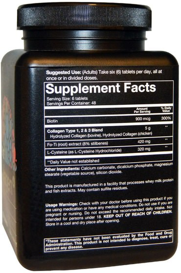 健康,男人 - Youtheory, Mens Collagen Advanced Formula, 290 Tablets