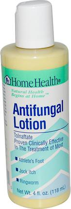 Antifungal Lotion, 4 fl oz (118 ml) by Home Health, 健康,運動員腳 HK 香港