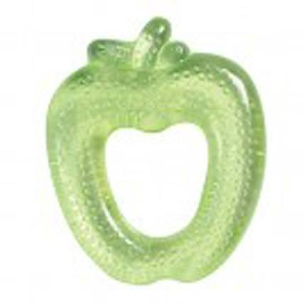 Fruit Cool Soothing Teether, Green Apple, 3+ Months by iPlay Green Sprouts, 兒童健康,兒童玩具,出牙玩具 HK 香港