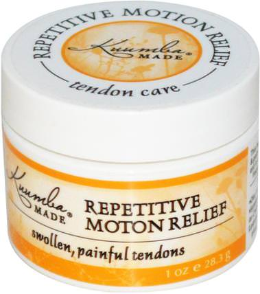 Repetitive Motion Relief, 1 oz (28.3 g) by Kuumba Made, 健康,抗疼,草藥 HK 香港