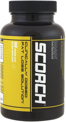 Scorch, 168 Thermo Caps by MAN Sport, 健康,飲食 HK 香港
