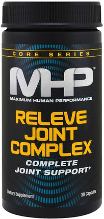 Core Series, Releve Joint Complex, 30 Capsules by Maximum Human Performance, 健康,骨骼,骨質疏鬆症,關節健康 HK 香港