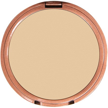 Pressed Powder Foundation, Light to Full Coverage, Olive 1, 0.32 oz (9 g) by Mineral Fusion, 沐浴,美容,化妝,粉餅 HK 香港