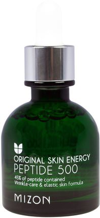 Original Skin Energy, Peptide 500, 1.01 oz (30 ml) by Mizon, 沐浴,美容,面部護理,面霜,乳液,皺紋霜 HK 香港