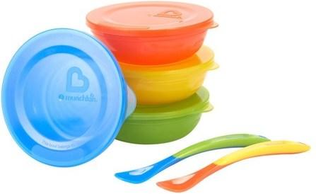 Love-a-Bowls, 10 Piece Set by Munchkin, 兒童健康,兒童食品,廚具,杯碟碗 HK 香港