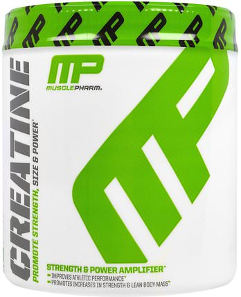 Creatine.661 lbs (300 g) by MusclePharm, 運動,肌酸粉 HK 香港