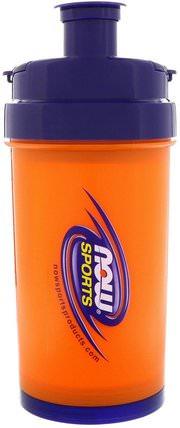 Sports, 3 in 1 Sports Shaker Bottle, 25 oz by Now Foods, 家居,廚具,杯碟碗,運動,健身水瓶振動篩杯 HK 香港
