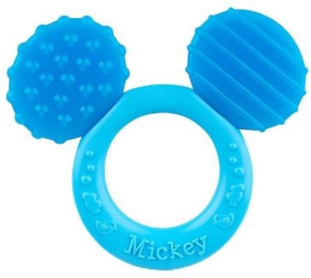 Disney Baby, Mickey Mouse Teether, 3+ Months, 1 Teether by NUK, 兒童健康,兒童玩具,出牙玩具 HK 香港