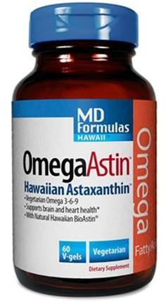 OmegaAstin, 60 V-Gels by Nutrex Hawaii, 補充劑,efa omega 3 6 9(epa dha),bioastin HK 香港