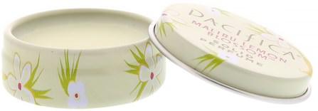 Solid Perfume, Malibu Lemon Blossom.33 oz (10 g) by Pacifica, 沐浴,美容,香水,香水噴霧 HK 香港