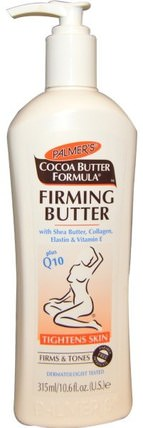 Cocoa Butter Formula, Firming Butter, 10.6 fl oz (315 ml) by Palmers, 健康,皮膚,妊娠紋疤痕,身體黃油 HK 香港