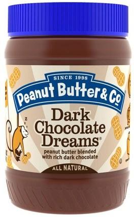 Dark Chocolate Dreams, Peanut Butter Blended with Rich Dark Chocolate, 16 oz (454 g) by Peanut Butter & Co., 食物,花生醬 HK 香港