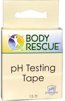 Body Rescue, PH Testing Tape, 15 ft by Peelu, 健康,ph平衡鹼性 HK 香港