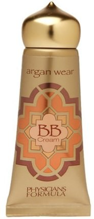 Argan Wear, Argan Oil BB Cream, Light, 1.2 fl oz (35 ml) by Physicians Formula, 美容,面部護理,spf面部護理,沐浴,化妝,液體化妝 HK 香港