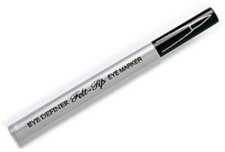 Physicians Formula, Eye Definer, Felt-Tip Eye Marker, Ultra Black.028 oz (0.8 g) 洗澡,美容,化妝,眼線