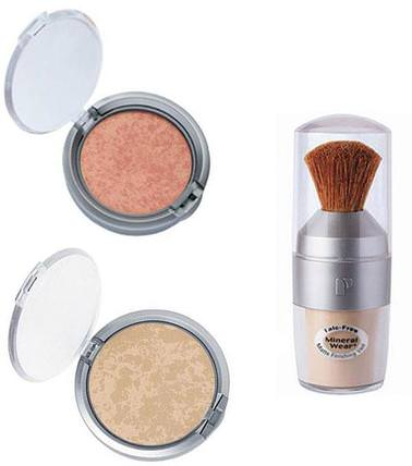 Mineral Wear, Flawless Complexion Kit, Light by Physicians Formula, 沐浴,美容,化妝,腮紅,粉餅 HK 香港